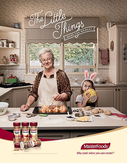 Masterfoods Easter | Sean Izzard | Advertising Styling | Jo Ayling