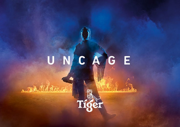 Tiger Beer | Simon Harsent