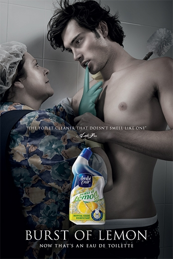 Ambi Pur | Toby Burrows | Advertising Styling | Janai Anselmi