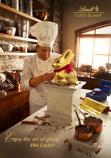 Lindt Chocolate | Stephen Stewart | Advertising Styling | Janai Anselmi