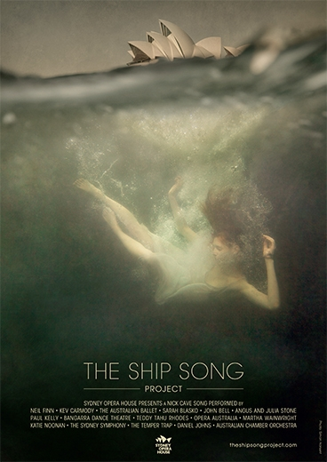 Ship Song Project | Simon Harsent | Advertising Styling | Janai Anselmi