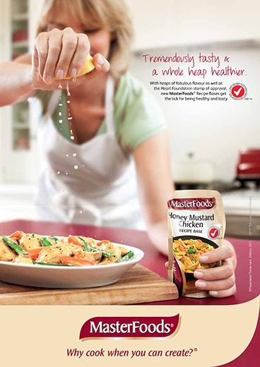 Masterfoods   Toby Burrows   Lifestyle Styling   Janai Anselmi