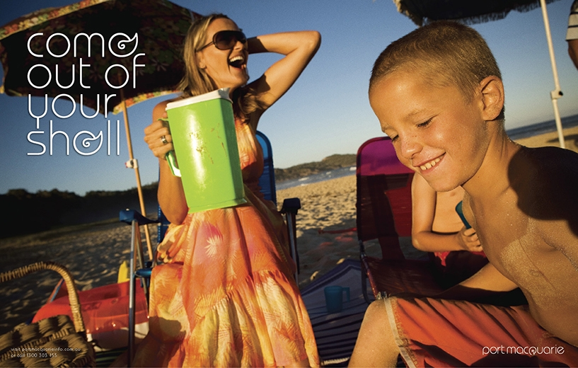 Port Macquarie Tourism   Adrian Brown   Lifestyle Styling   Janai Anselmi