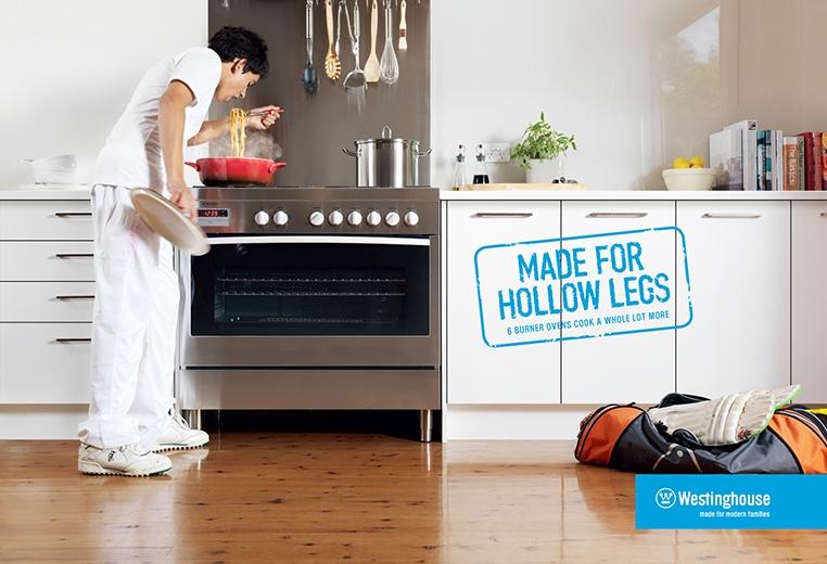 Westinghouse Appliances   Nick Bowers   Lifestyle Styling   Janai Anselmi
