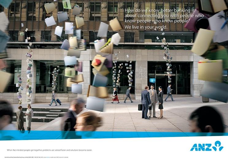 ANZ Bank   Toby Burrows   Lifestyle Styling   Janai Anselmi