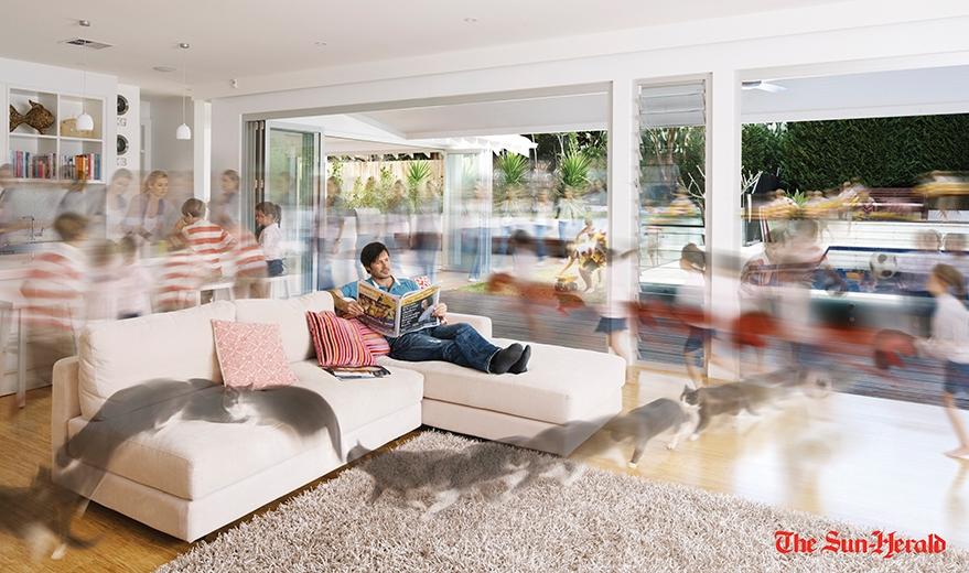 Sun Herald   Nick Bowers   Lifestyle Styling   Janai Anselmi